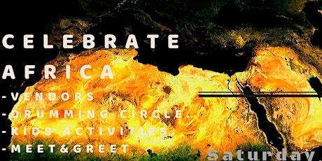 Celebrate Africa tickets