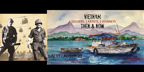 VIETNAM: 2 SOLDIERS, 2 ARTISTS, 2 JOURNEYS THEN & NOW tickets