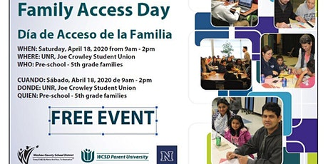 Family Access Day tickets