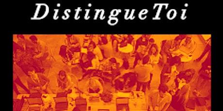 Atelier collaboratif - DistingueToi billets