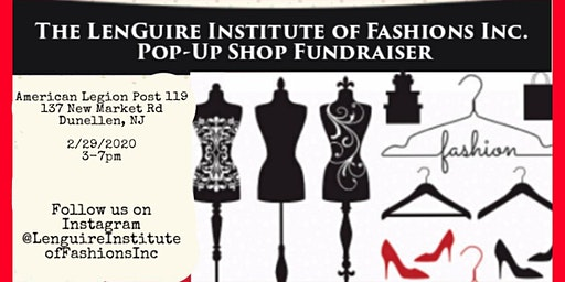 Pop-Up Shop Fundraiser