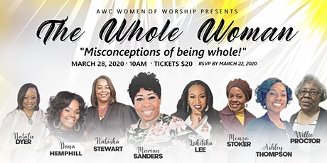 The Whole Woman tickets