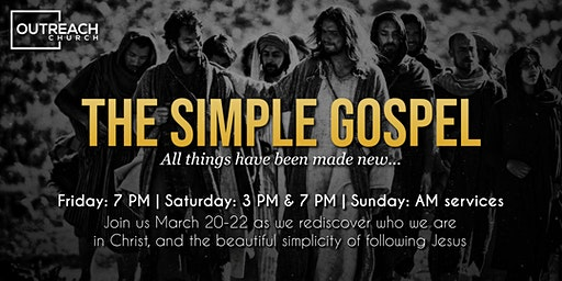 The Simple Gospel Conference