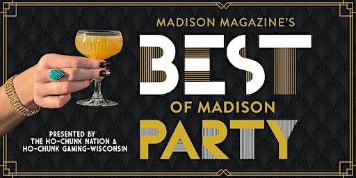 Madison Magazine's Best of Madison Party
