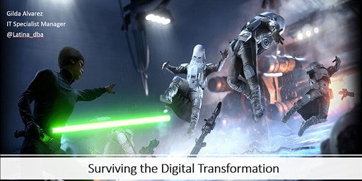 Surviving the digital transformation