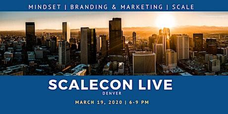 ScaleCon Live tickets