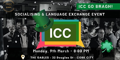 Language Exchange & Socialising Meeting - March 9th-2020 tickets