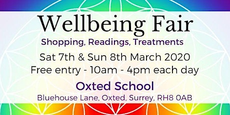Wellbeing Fair - Oxted tickets