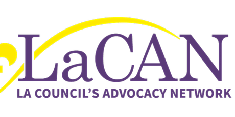 2020 LaCAN Legislative Agenda Meeting tickets