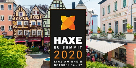 EU Haxe Summit 2020 tickets