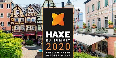EU Haxe Summit 2020 Tickets