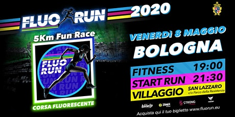 Fluo Run Bologna tickets