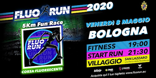 Fluo Run Bologna