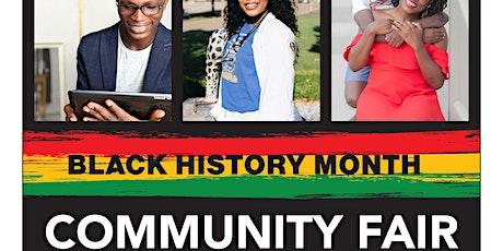 Black History Month Community Fair  tickets