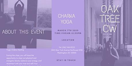 Powerful Chakra Clearing Yoga & Meditation Workshop tickets