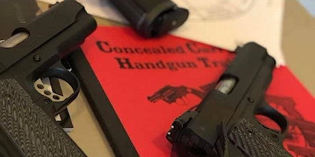 Concealed Carry Qualification tickets