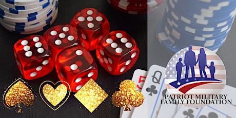 PMFF Casino Night tickets
