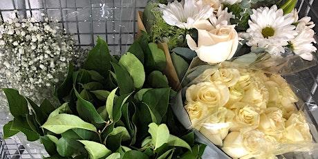 The Art of Flower Arranging - Design Principles  tickets