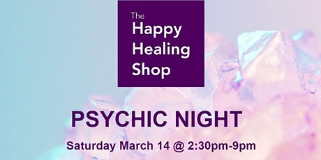 Psychic Night (March 14) tickets
