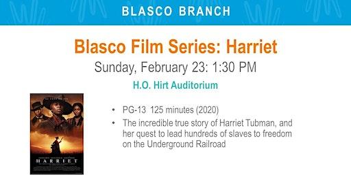 Blasco Film Series: Harriet