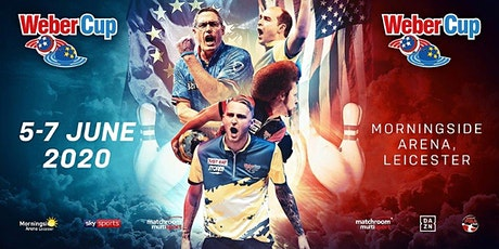 BetVictor Weber Cup 2020 - Saturday Evening Tickets tickets