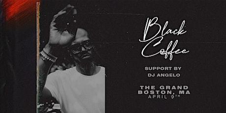 Black Coffee | The Grand Boston 4.9.20 tickets