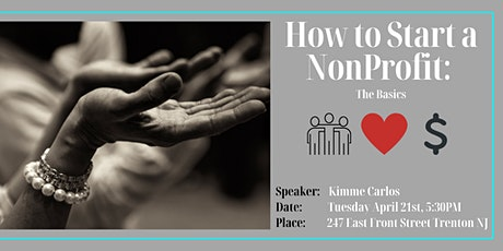 How to Start a NonProfit: The Basics tickets