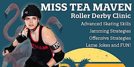 Last Minute! Miss Tea Maven Florida Bootcamp tickets