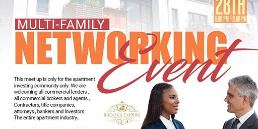 Multi-Family To Millions Networking Extravaganza