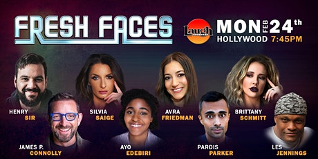 FRESH FACES - showcasing the best upcoming talent in Standup Comedy! tickets