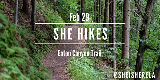 She Hikes