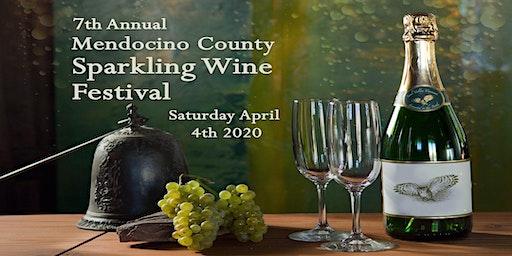 Mendocino County Sparkling Wine Event