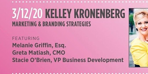 March Event- Marketing and Branding Strategies