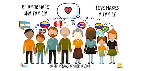El Amor hace  una Familia tickets