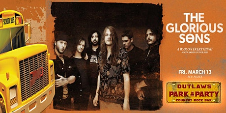 Outlaws Park and Party to Glorious Sons tickets