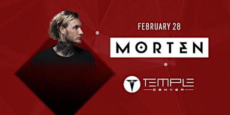 Morten tickets