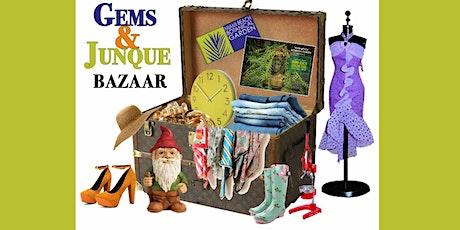 Gems & Junque Bazaar 2020 tickets