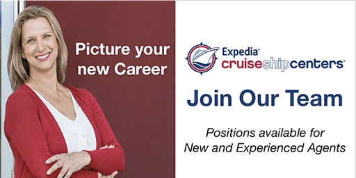 Travel Agent Opportunities with Expedia® CruiseShipCenters® in Broadmoor - March