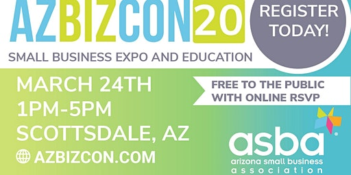 AZBizCon: Small Business Expo, Education & Conference