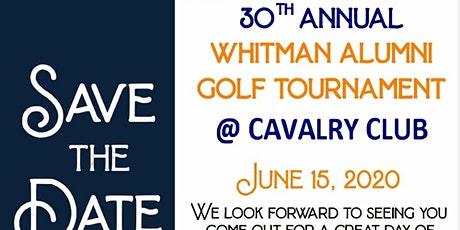 30th Annual Whitman School of Management Golf Tournament tickets