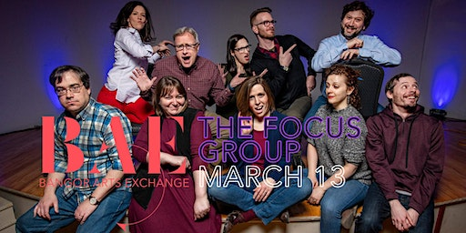 The Focus Group at the Bangor Arts Exchange