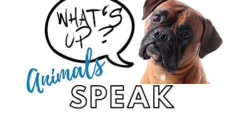 Animals Speak! tickets