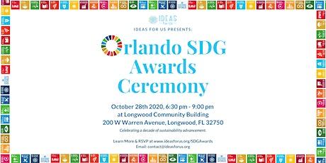 Orlando SDG Awards Ceremony tickets