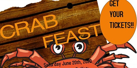 Build-N-Bonds Presents 1st Annual Crab Feast !!! tickets