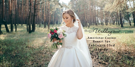 PWG Winter Wedding Show | February 23 2020 | Ameristar Casino Resort Spa tickets