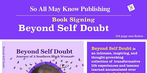 Book Signing and Writer's Spa