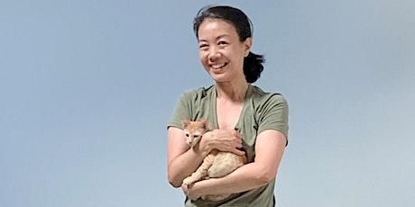 Kitten Yoga at Amrita Yoga benefitting the PSPCA tickets