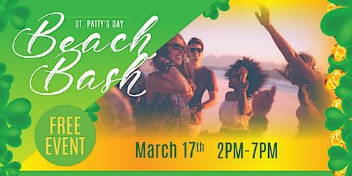 St. Patty's Day Beach Bash