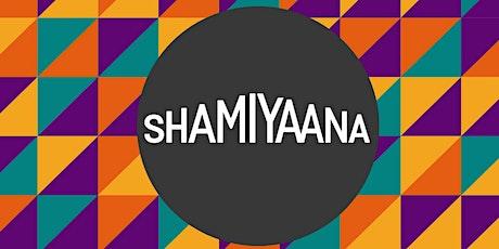 SHAMIYAANA: ART PARTY tickets