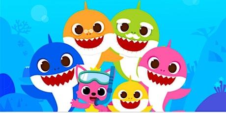 Confetti Paints: Baby Shark tickets